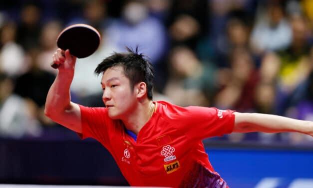 Les grandes finales de l'ITTF