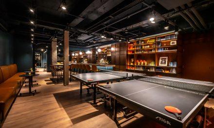 Spin WASHINGTON – Bar Ping-POng