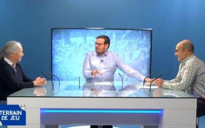 Reportage avec 2 nouveaux élus de la FFTT